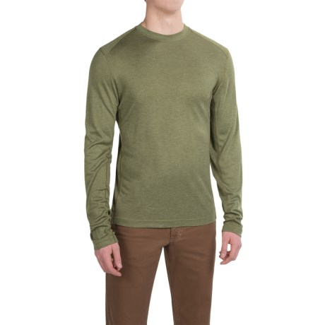Royal Robbins Mission Knit Shirt Long Sleeve (For Men)