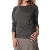 Royal Robbins Mission Knit Shirt - Long Sleeve (For Women)