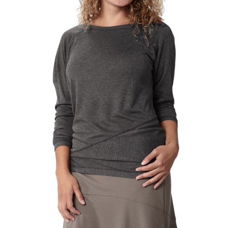 Royal Robbins Mission Knit Shirt Long Sleeve (For Women)