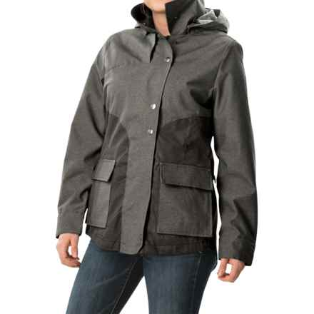 Royal Robbins Mobilizer Trench Coat (For Women) in Jet Black - Closeouts