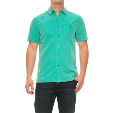 Royal Robbins Mojave Desert Pucker Shirt - UPF 25+, Short Sleeve (For Men)