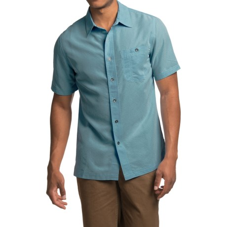 Royal Robbins Mojave Desert Pucker Shirt - UPF 25+, Short Sleeve (For Men)