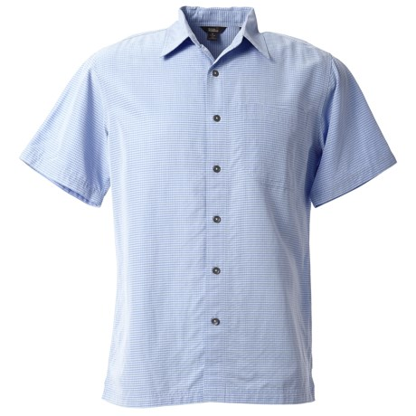 Royal Robbins Mojave Desert Pucker Shirt UPF 50+, Short Sleeve (For Men)