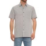 Royal Robbins Mojave Pucker Plaid Shirt - UPF 50+, Short Sleeve (For Men)