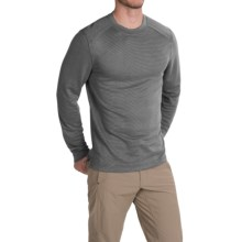 Royal Robbins Mojave Shirt - UPF 50+, Long Sleeve (For Men) in Charcoal - Closeouts