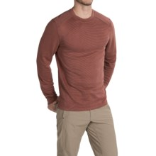 Royal Robbins Mojave Shirt - UPF 50+, Long Sleeve (For Men) in Dark Ember - Closeouts