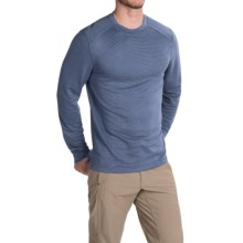 Royal Robbins Mojave Shirt - UPF 50+, Long Sleeve (For Men) in Lunar Blue - Closeouts