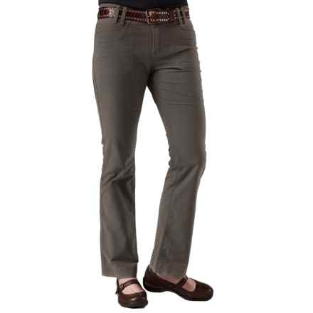 Royal Robbins Moleskin Pants - UPF 50+ (For Women) in Arrowhead - Closeouts