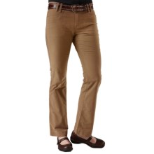 Royal Robbins Moleskin Pants - UPF 50+ (For Women) in Tan - Closeouts