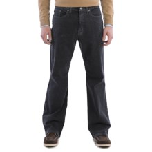 Royal Robbins Mountain Bootcut Jeans - UPF 50+ (For Men) in Dark Denim - Closeouts
