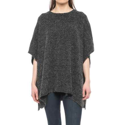 Royal Robbins Mystic Andes Poncho (For Women) in Nine Iron - Closeouts