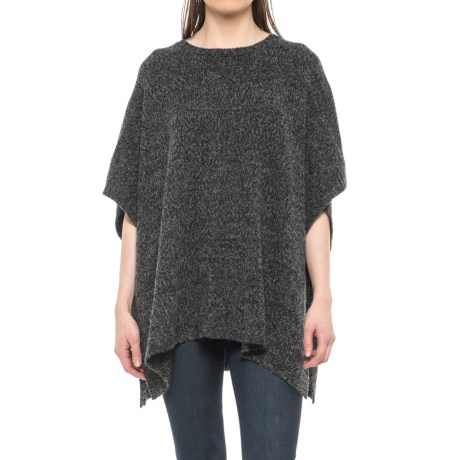 Royal Robbins Mystic Andes Poncho (For Women) in Nine Iron
