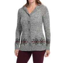 Royal Robbins Mystic Cardigan Sweater (For Women) in Charcoal - Closeouts