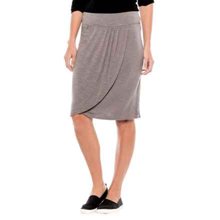 Royal Robbins Noe Skirt (For Women) in Taupe - Closeouts