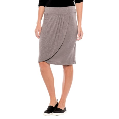 Royal Robbins Noe Skirt (For Women) in Taupe