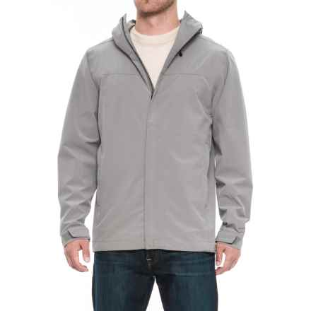 Royal Robbins Oakham Jacket - UPF 50, Waterproof (For Men) in Lightt Pewter - Closeouts