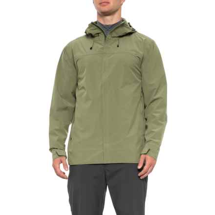 34a18750f Royal Robbins Oakham Jacket - UPF 50, Waterproof (For Men) in Olivine -
