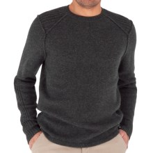 Royal Robbins Ottawa Crew Sweater (For Men) in Charcoal - Closeouts