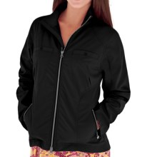 Royal Robbins Pack N' Go Windjammer Jacket (For Women) in Jet Black - Closeouts