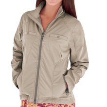 Royal Robbins Pack N' Go Windjammer Jacket (For Women) in Light Khaki - Closeouts