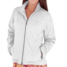 Royal Robbins Pack N' Go Windjammer Jacket (For Women) in White - Closeouts