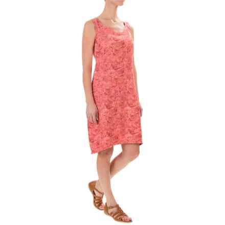 Royal Robbins Panorama Printed Dress - Sleeveless (For Women) in Mai Tai - Closeouts