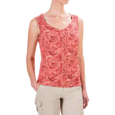Royal Robbins Panorama Printed Tank Top (For Women) in Mai Tai - Closeouts