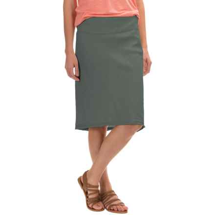 Royal Robbins Panorama Skirt (For Women) in Obsidian - Closeouts