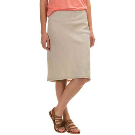 Royal Robbins Panorama Skirt (For Women) in Soapstone - Closeouts