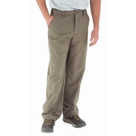 Royal Robbins Pants - Global Traveler (For Men) in Everglade - Closeouts