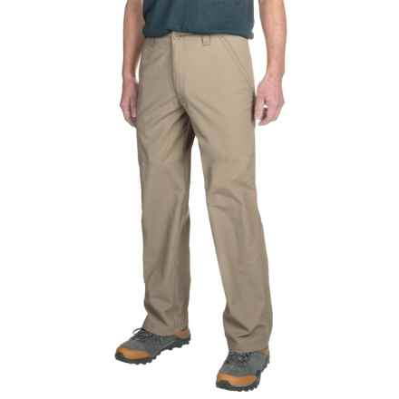 Royal Robbins Pants - Global Traveler (For Men) in Khaki - Closeouts