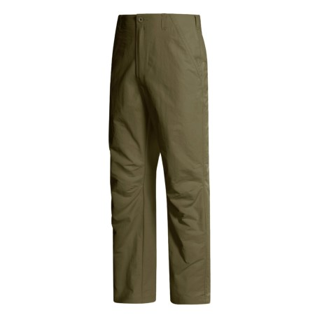 Royal Robbins Pants - Global Traveler (For Men) in Tundra