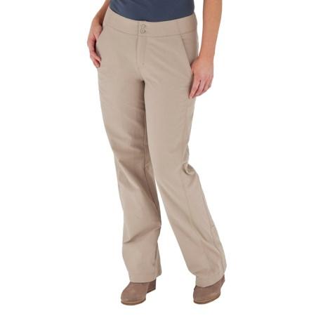 Royal Robbins Paseo Traveler II Pants - UPF 50+, Stretch Nylon (For Women) in Khaki