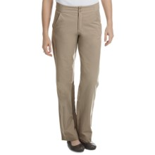 Royal Robbins Paseo Traveler Pants - UPF 50+ (For Women) in Khaki - Closeouts