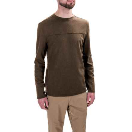Royal Robbins Pigment Terry Shirt - Long Sleeve (For Men) in Desert Palm - Closeouts