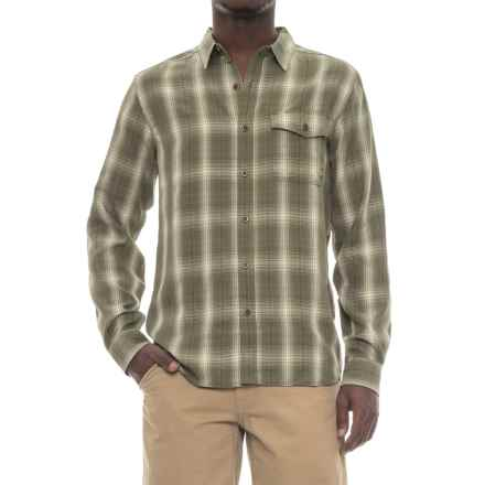 Royal Robbins Pinecrest Plaid Shirt - UPF 50+, Modal, Long Sleeve (For Men) in Jack Pine - Closeouts
