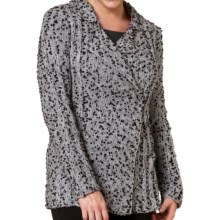 Royal Robbins Poppy Popcorn Yarn Cardigan Sweater (For Women) in Light Pewter - Closeouts