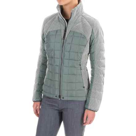 Royal Robbins Power Down Parka - 650 Fill Power (For Women) in Deep Blizzar - Closeouts