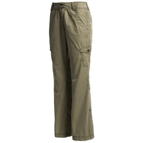 Royal Robbins Promenade Pants (For Women) in Elmwood