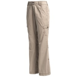 Royal Robbins Promenade Pants (For Women) in Light Khaki