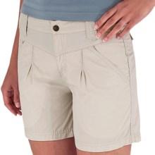 Royal Robbins Promenade Shorts (For Women) in Soapstone - Closeouts