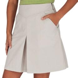 Royal Robbins Promenade Skirt (For Women) in Soapstone