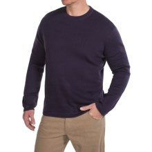 Royal Robbins Quebec Crew Sweater (For Men) in Dark Cosmos - Closeouts