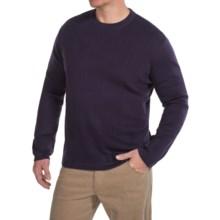 Royal Robbins Quebec Crew Sweater (For Men) in Dark Cosmos - Closeouts