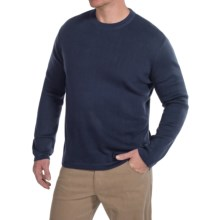 Royal Robbins Quebec Crew Sweater (For Men) in Deep Blue - Closeouts