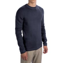 Royal Robbins Quebec Crew Sweater (For Men) in Eclipse - Closeouts