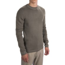 Royal Robbins Quebec Crew Sweater (For Men) in Pewter - Closeouts