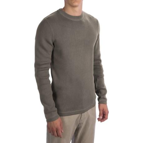 Royal Robbins Quebec Crew Sweater For Men