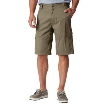 Royal Robbins Ranger Twill Shorts - UPF 50+ (For Men) in Safari - Closeouts