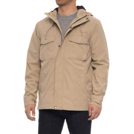 Royal Robbins Rockaway Jacket - Waterproof, UPF 25 (For Men) in Khaki - Closeouts